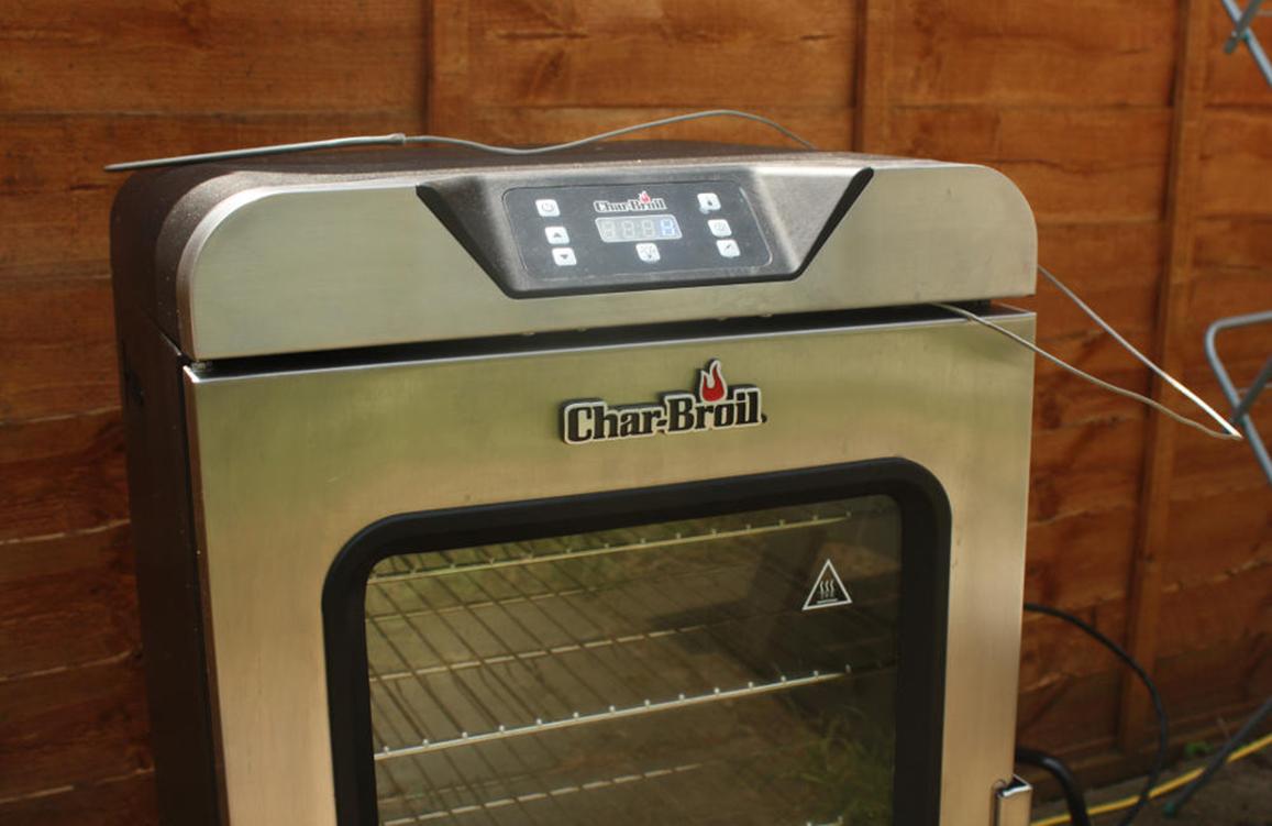 Pit — Char-Broil Digital Electric Smoker